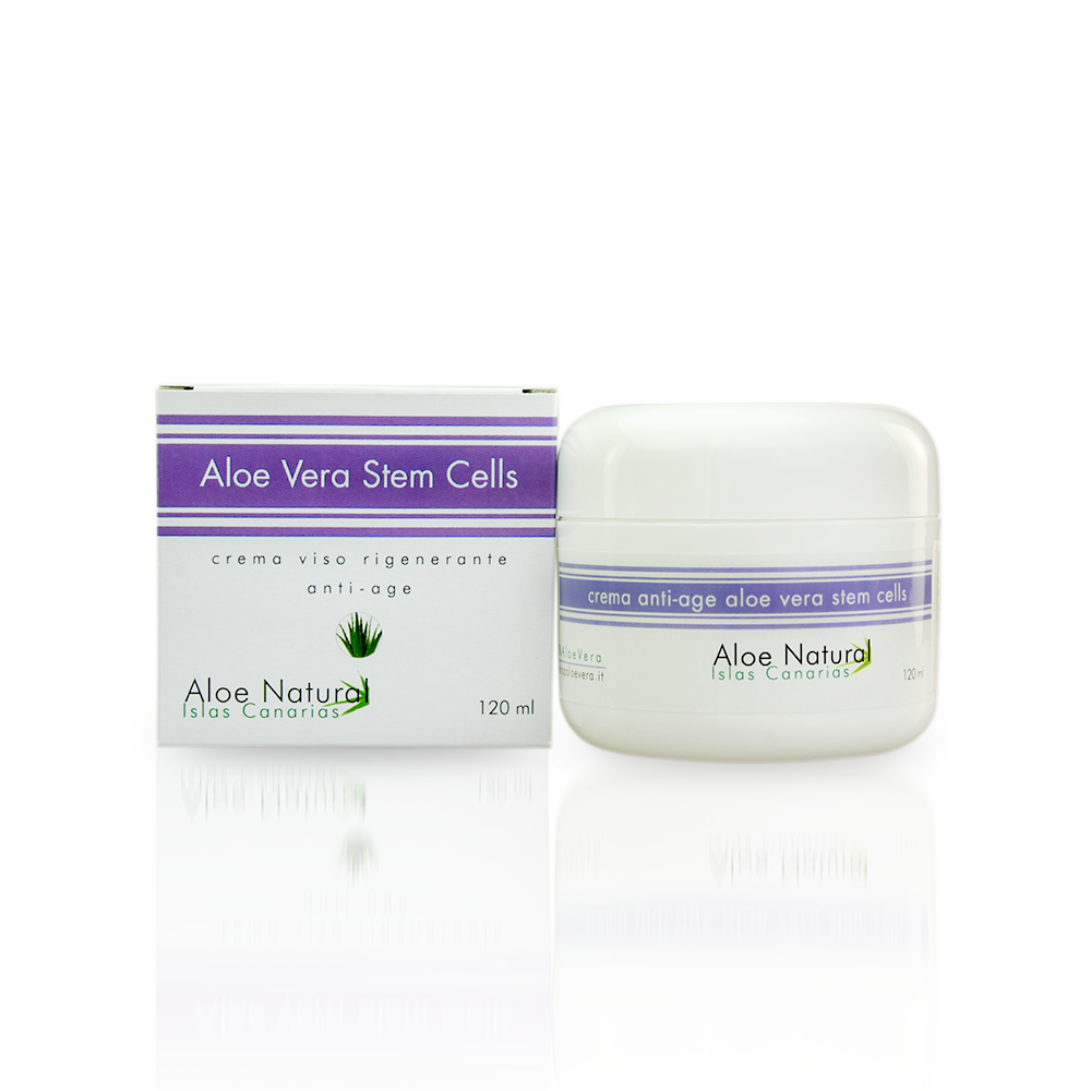 Aloe Vera viso stem cells Aloe Natural
